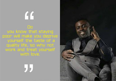 'Give yourself what it needs' - Comedian KO Baba advices