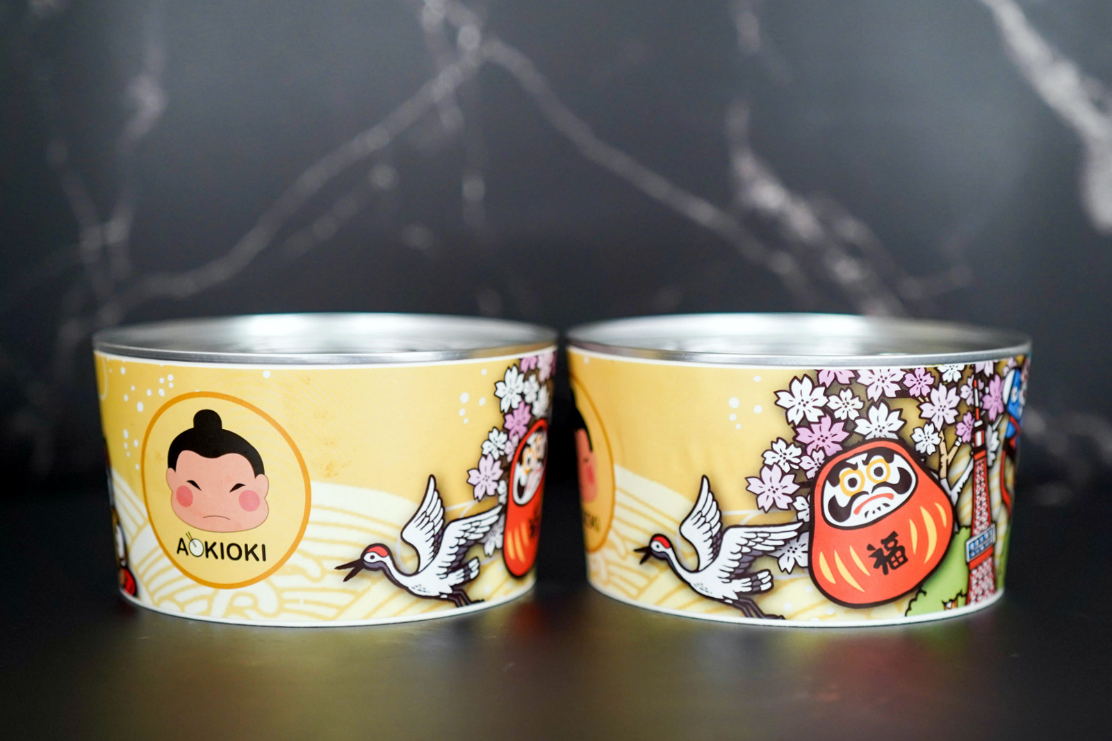Aokioki: Japanese donburi delivery with a tinned twist