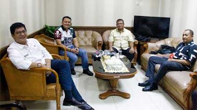 Karo PHM Setjen DPD RI Terima Delegasi DPRD Kota Binjai Sumut