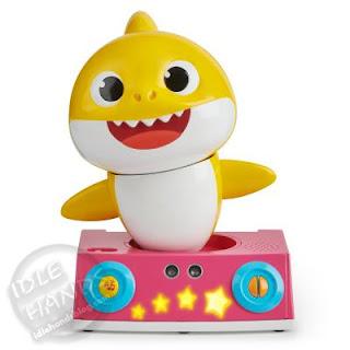 Toy Fair 2020 Pinkfong Baby Shark Dancing DJ by WowWee