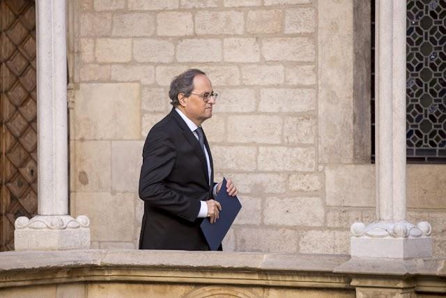 Távoznia kell posztjáról a katalán elnöknek a spanyol legfelsőbb bíróság döntése szerint