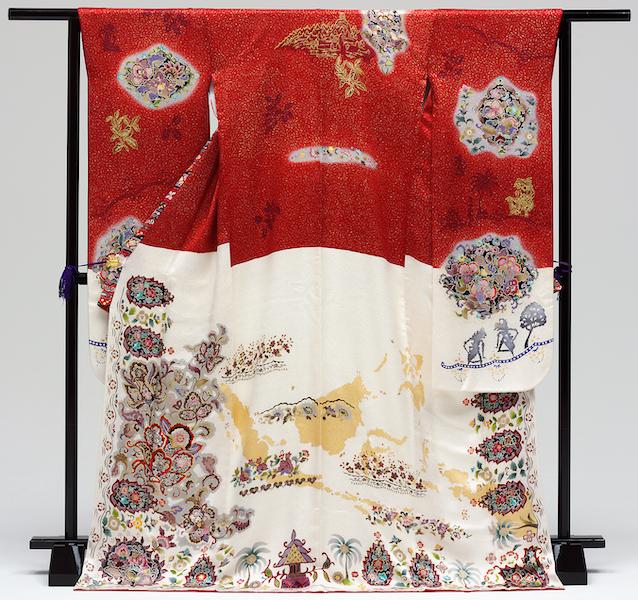 Kimono Indonesia