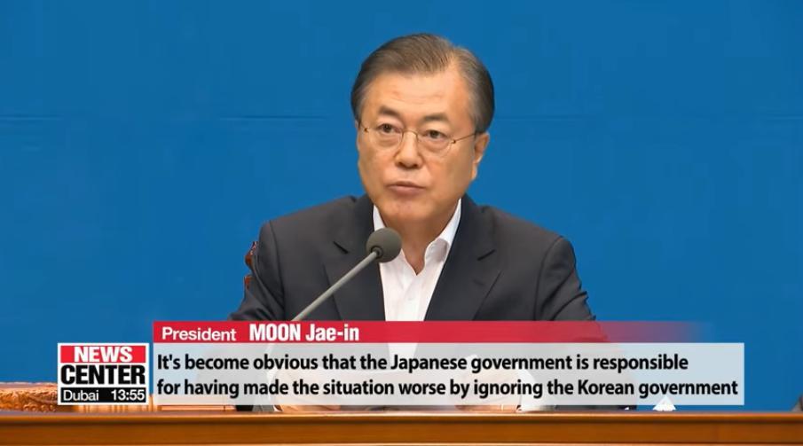 韓国 経済 制裁 世界 の 反応