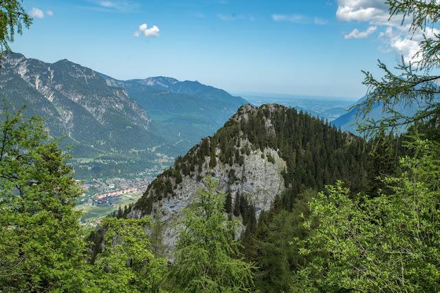 Höllentalklamm und Hupfleitenjoch  Wanderung Garmisch-Partenkirchen 12