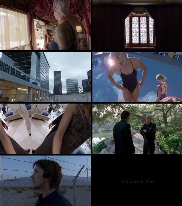 Knight of Cups 2015 English 480p BRRip 350mb ESubs