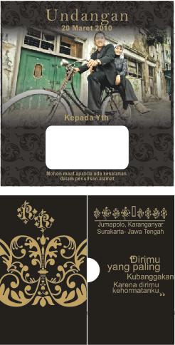 Download desain undangan pernikahan coreldraw x7