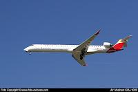 CRJ1000 / EC-MLO