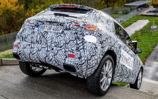 Novo Mercedes GLA 2020 será apresentado amanhã