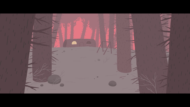 la cabane dans les bois, film GRIFFURE