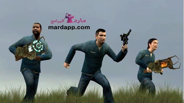 لعبة garry's mod للكمبيوتر من ميديا فاير