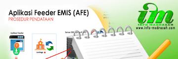 Penyelesaian masalah Aplikasi Feeder EMIS (AFE)