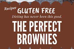 The Perfect Gluten free Brownies #glutenfree