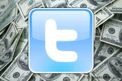 Twitter Money Making Model