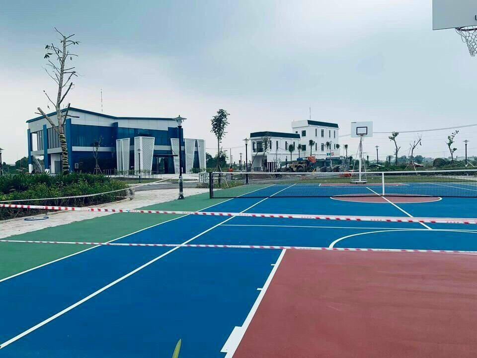 Nhà mẫu - Hồ bơi -Sân thể thao - Clubhouse đã hoàn thành