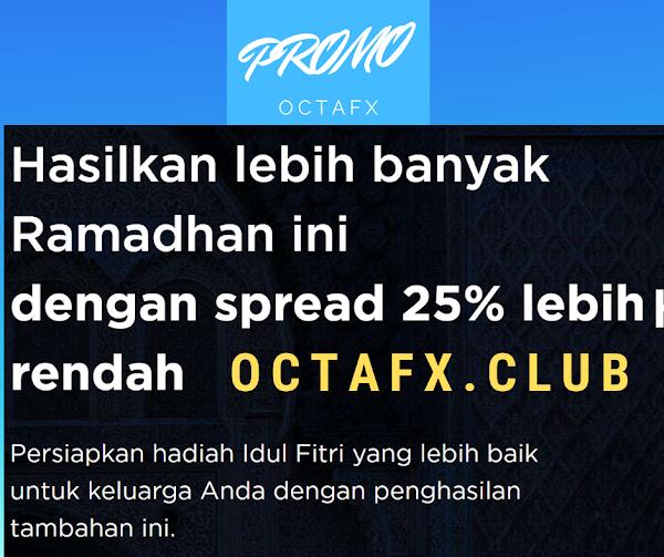 Promosi Ramadhan OCTAFX 2021