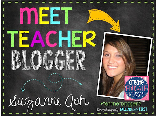 Meet the Teacher Blogger (Linky Party)