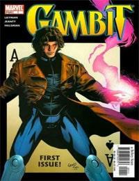 Gambit (2004) Comic