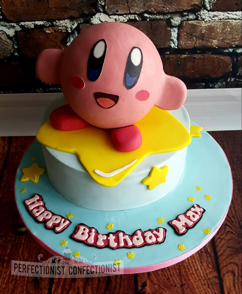 The Perfectionist Confectionist Max Kirby Birthday Cake