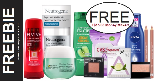CVS Epic Beauty Event Freebie
