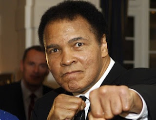 Innalillahi... Muhammad Ali, Petinju Legendaris Muslim Meninggal Dunia