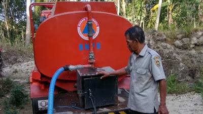 Dua Dusun di Desa Brengkol Kecamatan Pituruh, Mulai Mengalami Krisis Pasokan Air Bersih