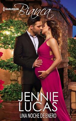 Jennie Lucas - Una Noche de Enero