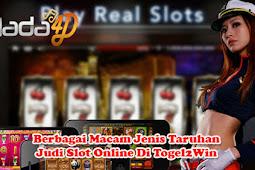 Berbagai Macam Jenis Taruhan Judi Slot Online Di Togel2Win