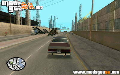 Texturas das Ruas do GTA IV para GTA SA (BETA)