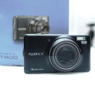 Jual Fujifilm T400 Bekas