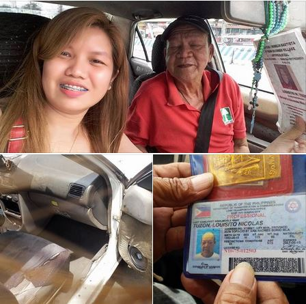 72-Year Old Taxi Driver's Life Story Moves Netizens After He Shares His Heartbreaking Story