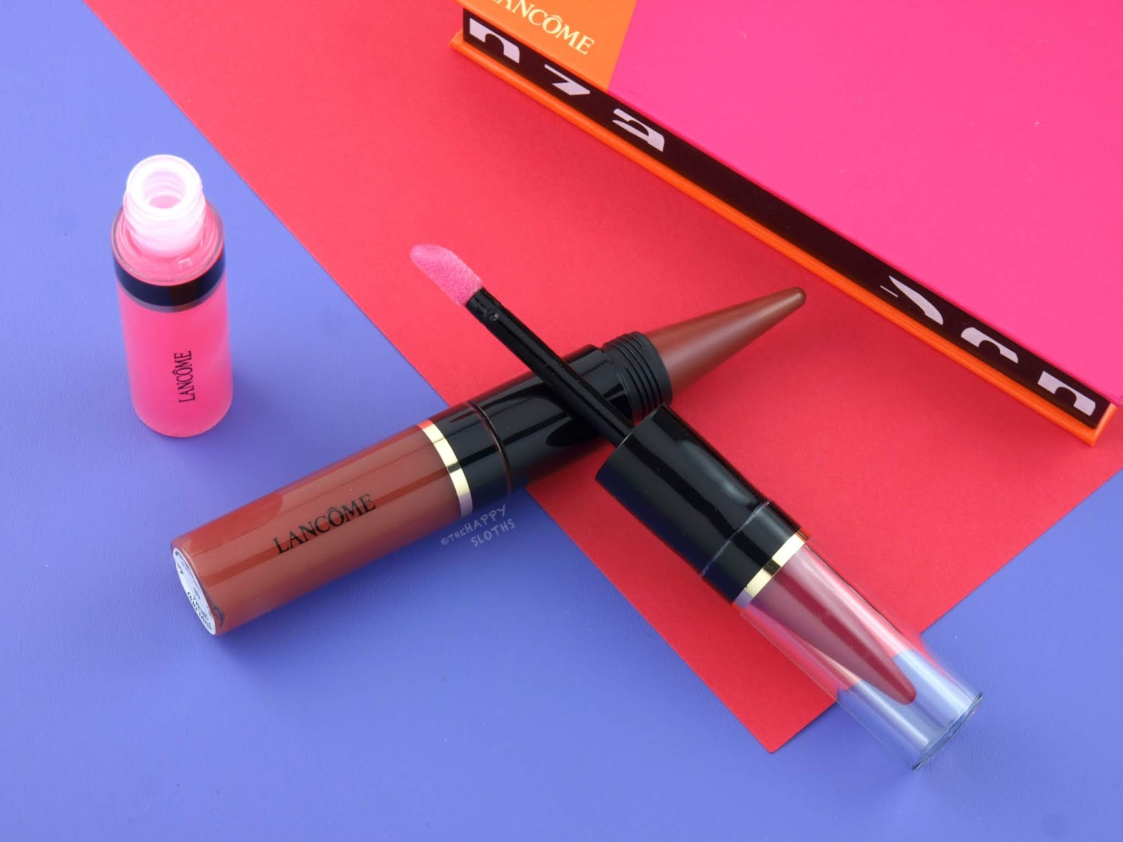 Lancome x Proenza Schouler Fall 2018 Collection | Lip Kajal Duo Chroma High Precision Lipstick & Illuminating Gloss: Review and Swatches