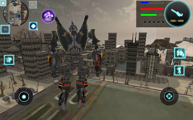 Iron Bot Hileli APK - Sınırsız Para Hileli APK v1.1