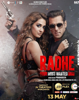 Radhe – Your Most Wanted Bhai First Look Poster 6
