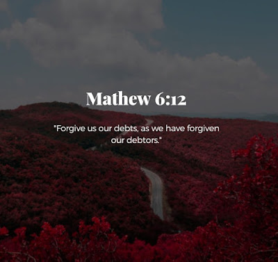 Bible Verses on Forgiveness and Forgiveness prayer
