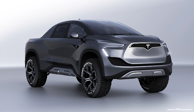 Tesla Pickup Better Than A Porsche 911 Says Elon Musk