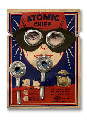 Atomic Chief - John Henry Products
