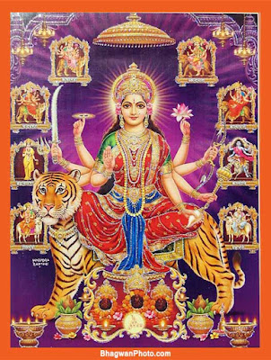 Durga Maa Images Beautiful