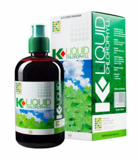 Liquid Chlorophyll K-Link Bagi Kesehatan