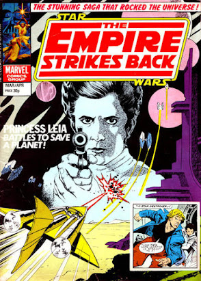 The Empire Strikes Back Monthly #144