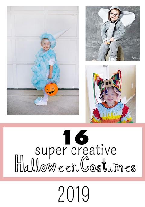 16 Creative Halloween Costume Ideas - Unique Costume Ideas for 2019