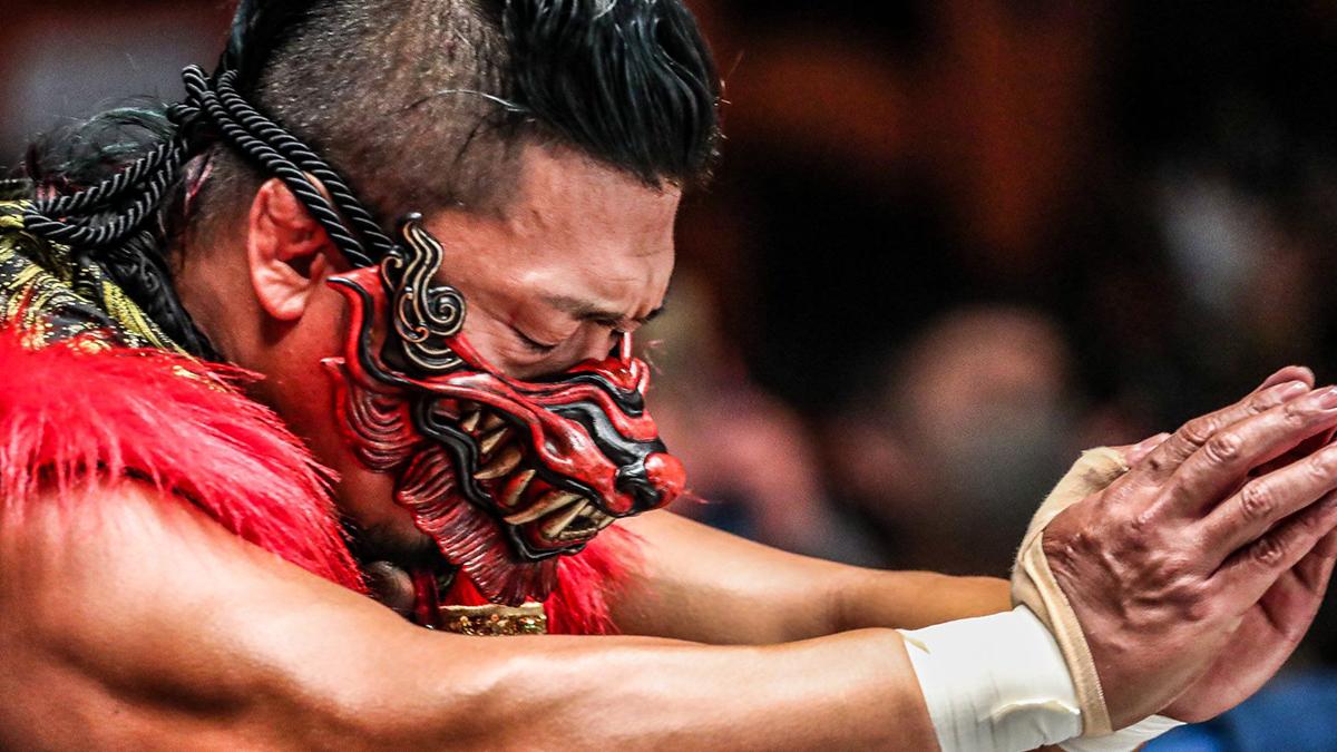 Shingo Takagi conquista o IWGP World Heavyweight Championship