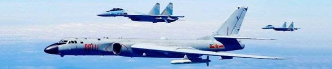 US Condemns 'Escalatory' Chinese Military Flights Off Malaysia And Taiwan