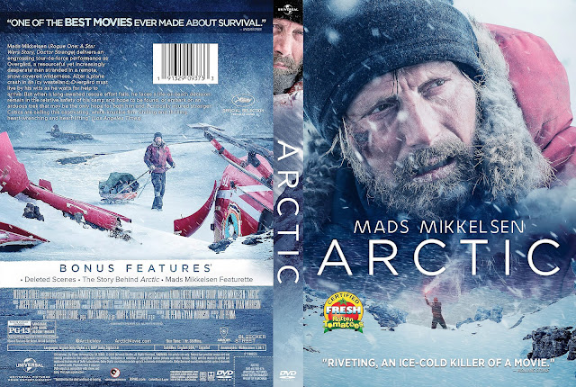 Arctic DVD DVD Cover