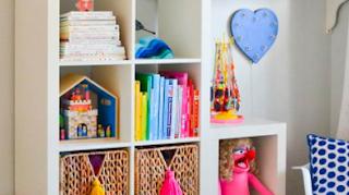 Tips Menata Mainan Anak untuk para Orang Tua di Rumah