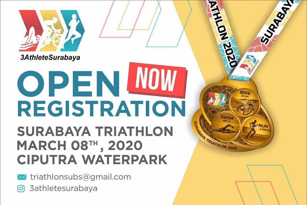 Surabaya Triathlon • 2020