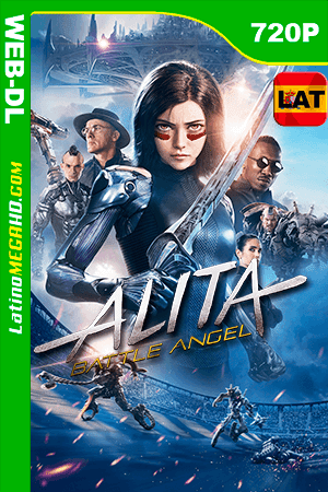Battle Angel: La Última Guerrera (2019) Latino HD WEB-DL 720P ()