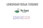 Loker Avian Brand Staff Chemist Terbaru Juli 2021