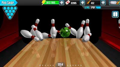 Download PBA® Bowling Challenge Mod (Unlimited Golden Pins) Offline gilaandroid.com