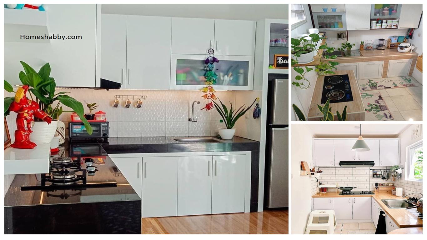 Inspirasi Desain Dapur Minimalis Ukuran 2 X 3 M Bentuk L Homeshabby Com Design Home Plans Home Decorating And Interior Design