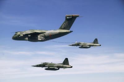 Embraer KC-390 atinge a Capacidade Inicial de Operação (Initial Operational Capability – IOC)